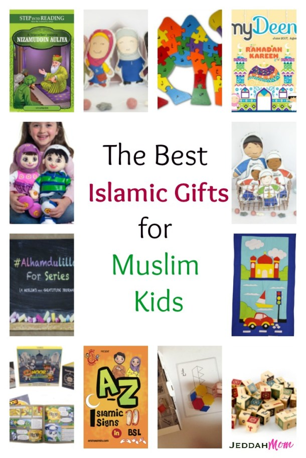 The best islamic gifts for muslim kids. Perfect to be given at Eid or in general. A complete list consisting of books, toys, faceless dolls , electronic toys and more.