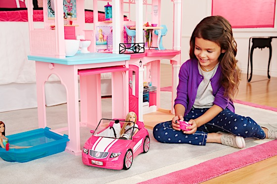 barbie dollhouse