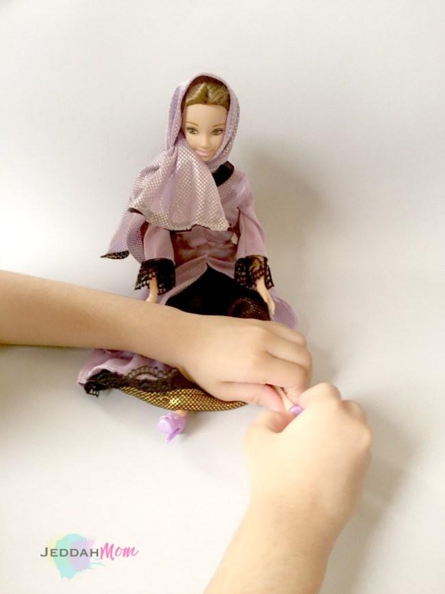 Muslim gifts Jenna the Quran reacher review JeddahMom