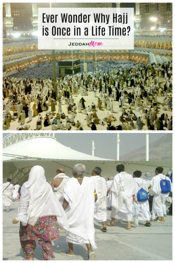 The hardships that you face during hajj. Find out what the pilgrimage is like.