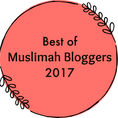 Best of Muslimah Bloggers 2017