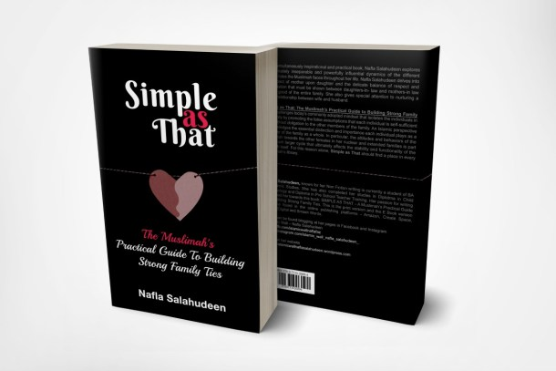 Simple as that by Nafla Salahuddin book review | JeddahMOm