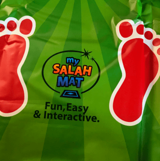 My salah Mat Islamic Toys for Muslim Kids