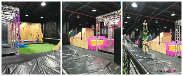 X-park at Bounce Inc Jeddah JeddahMom