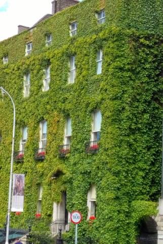 Dublin building