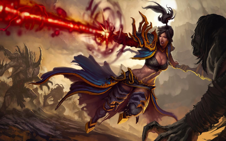Diablo 3 Class Descriptions JEDIONSTON