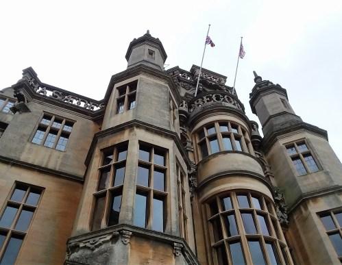 Harlaxton Manor and College, United Kingdom