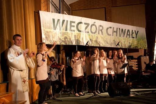 Wspólnota Jednego Ducha, Wieczór Chwały, 2012.04.26
