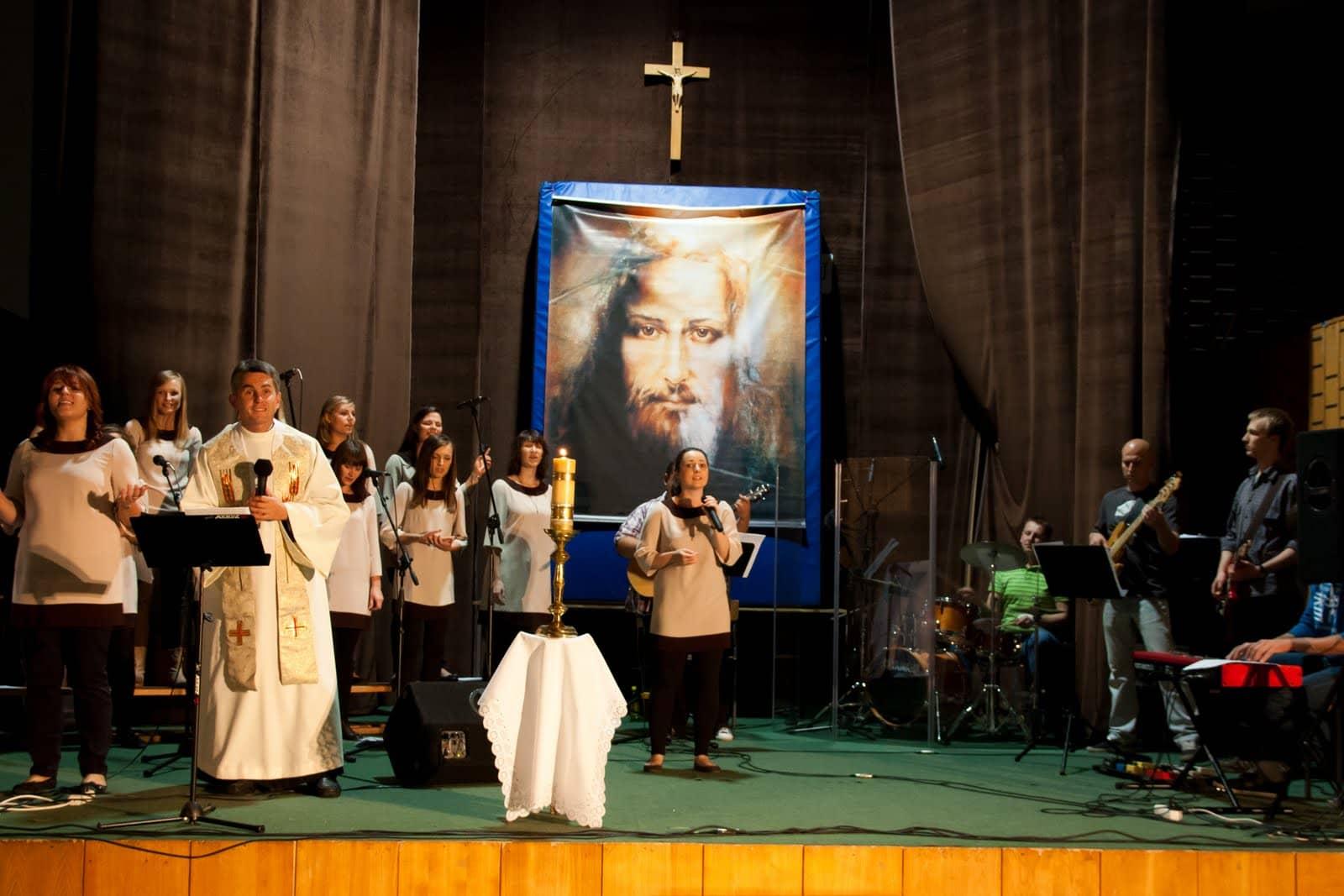 Wspólnota Jednego Ducha, Wieczór Chwały, 2012.09.27