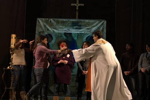 Wspólnota,  Wspólnota Jednego Ducha,  Ewangelizacja,  Wieczór Chwały, 2011.03.10