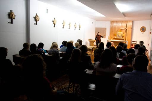Wspólnota,  Wspólnota Jednego Ducha,  Kurs, Filip, Kurs Filip w Nowym Opolu, 2011.10.30