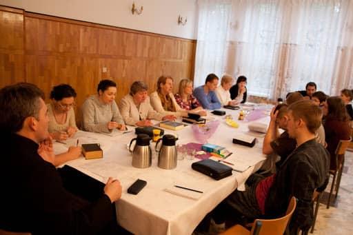 Wspólnota,  Wspólnota Jednego Ducha,  Wieczór Chwały,  Rekolekcje,  2011.11.27