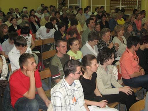 Wspólnota, Rekolekcje, Rekolekcje odnowy życia z wiary, 2008.06.12