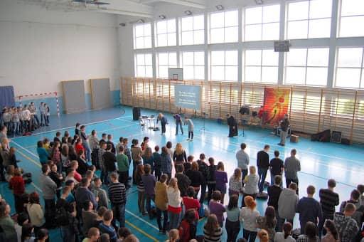 Wspólnota,  Wspólnota Jednego Ducha,  Rekolekcje,  Rekolekcje w Osicach, 2011.04.08