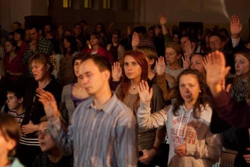 Wspólnota,  Wspólnota Jednego Ducha,  Wieczór Chwały,  2011.09.29