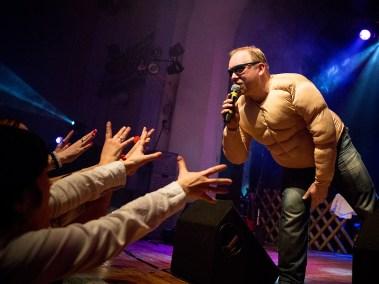 Babski Comber Show 2015