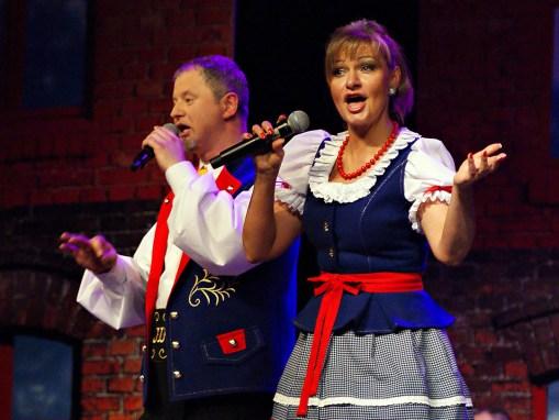 Zdjęcia zespołu z babskich combrów, biesiad i koncertów