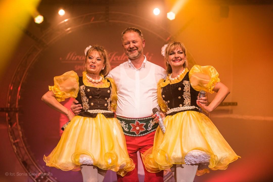 Jędrowki Show koncert promocyjny w Kępnie