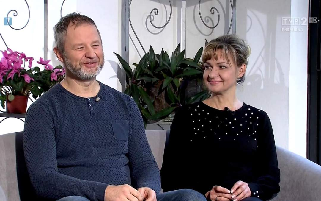 Bożenka i Mirek w programie Anny Dymnej – Spotkajmy się