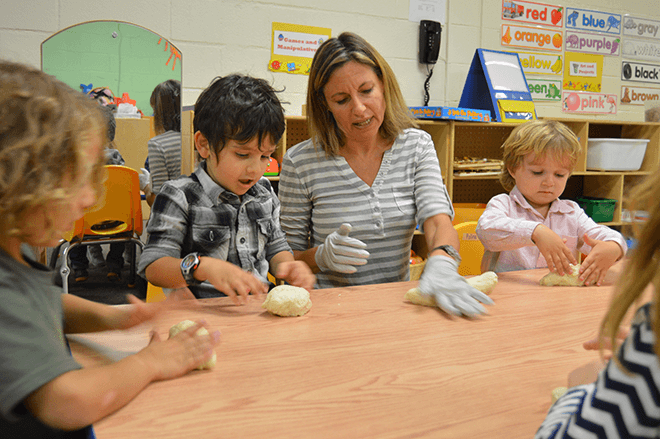 Sheva: Modeling the future of early childhood education