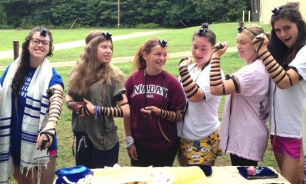 The Girls' Tefillin Initiative