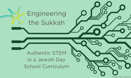 Engineering the Sukkah: Authentic STEM in a Jewish Day School Curriculum