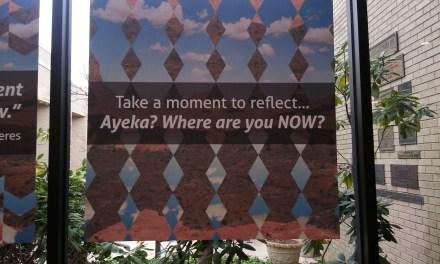 """Ayeka, Where are you?"" (Genesis 3:9)"