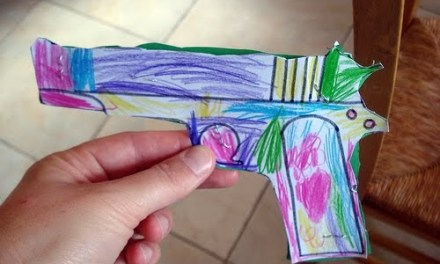 Gun-Play in Early Childhood