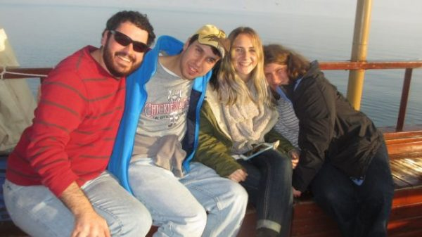 First-Ever Ramah Tikvah Birthright Israel Trip