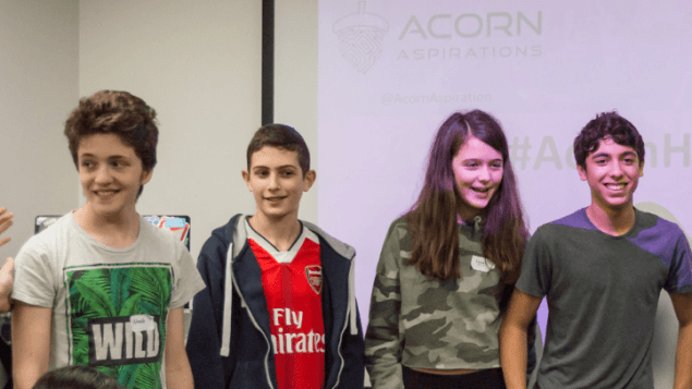 Yavneh students win 14-hour hackathon with educational app