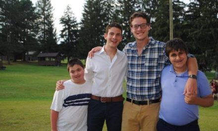 A Ramah Tikvah counselor shares how his summer changed the way that he understands kids with disabilities–and himself