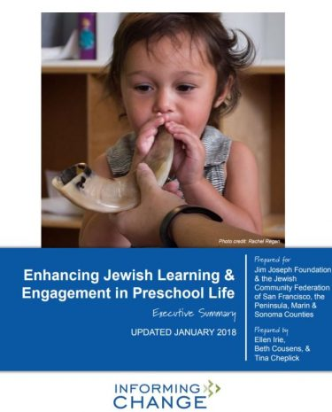 Ten Years Later, A Model Changing the Landscape of Bay Area Jewish ECE