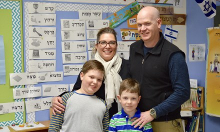 Interfaith Families Thrive at Jewish Day School