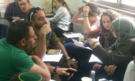 Re-Imagining the Israel Experience for Rabbinical Students