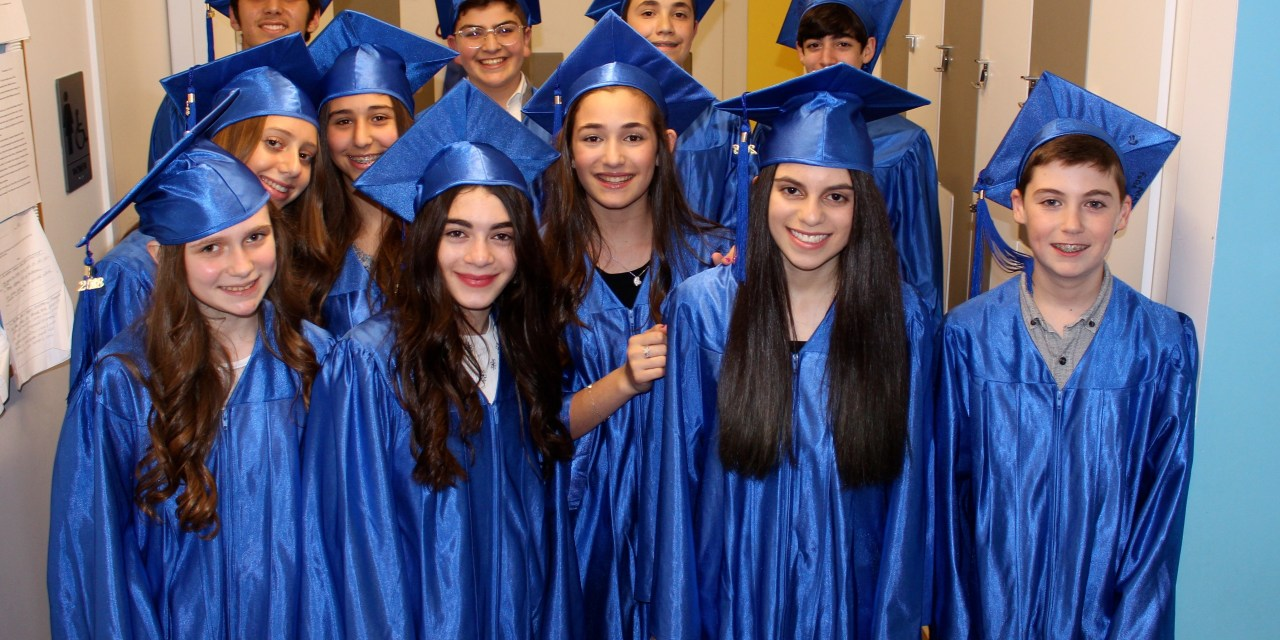 Shefa School's Pioneers Head into High School