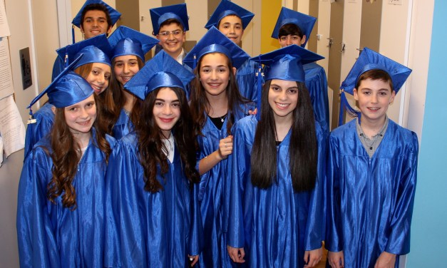 Shefa School's Pioneers Head into High School