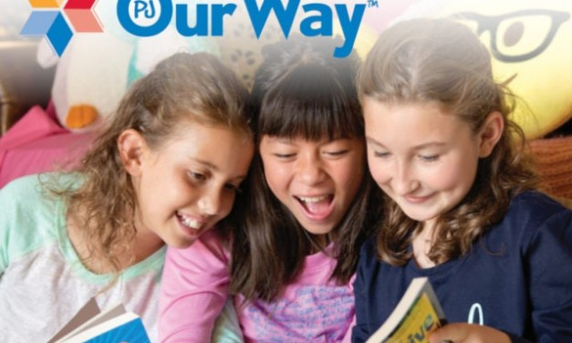 PJ Library Expands to Include Older Children