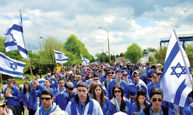 Let Millennials Lead the War on Anti-Semitism
