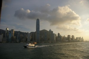 Hong-Kong - skyline