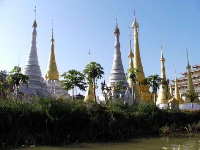 Świątyń jak zwykle do porzygu