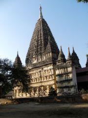 Jedyna w Bagan świątynia w stylu hinduistycznym