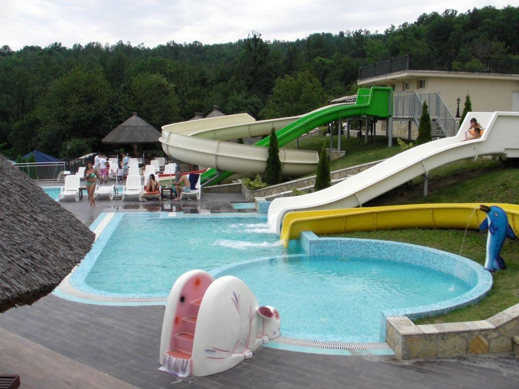 Vrnjacka Banja - aquapark