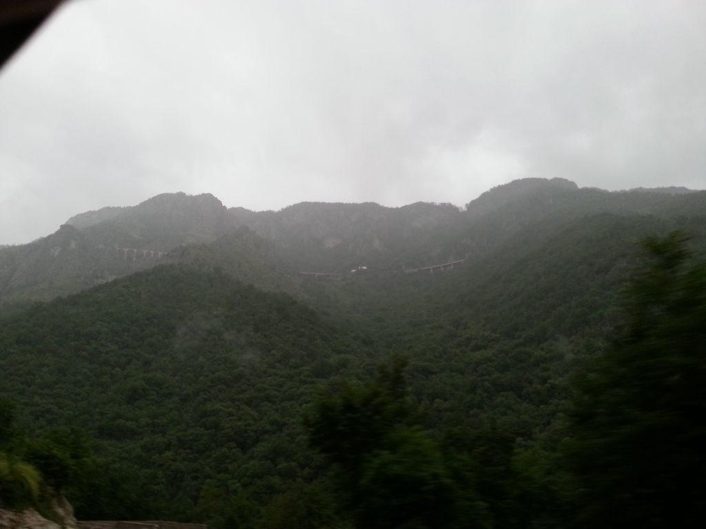 Droga Kolasin-Podgorica