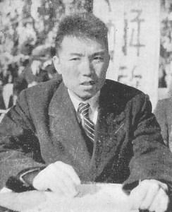 Młody Kim Ir Sen