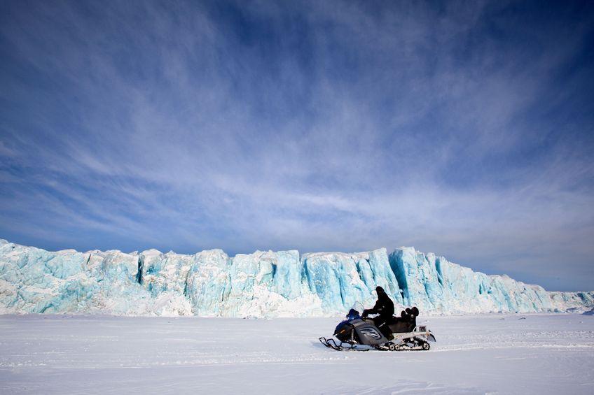 Piękno Svalbardu