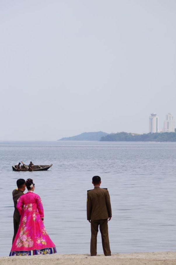 Wonsan - sesja ślubna
