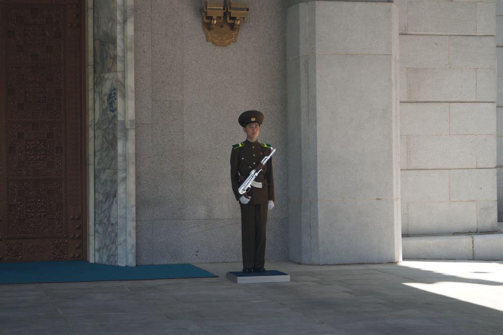 Myohyangsan - strażnik