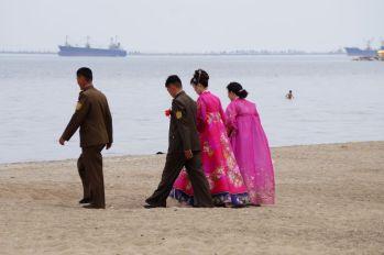 Korea Północna - Wonsan
