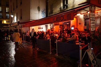 Paryż - życie nocne
