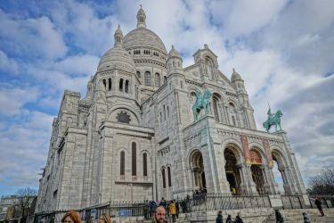 Paryż - Montmartre